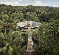 巴厘岛乌布四季度假村