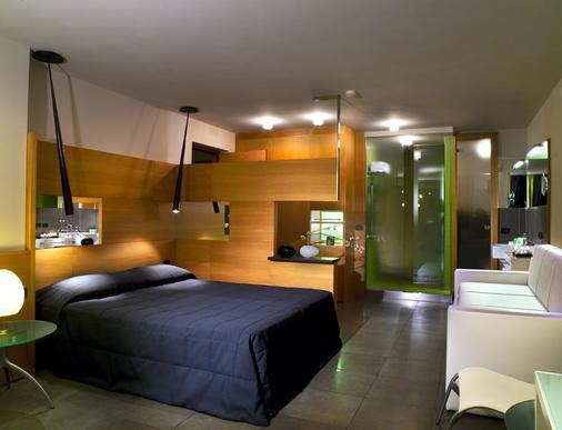 祖恩酒店 - 罗马 - 睡房