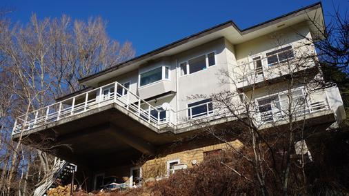 山湖旅馆及小屋 - 山中湖村 - 建筑