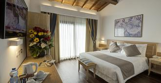奥罗洛吉欧酒店 - 费拉拉 - 睡房