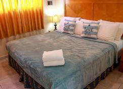 库大维查 40 号酒店 - 棕榈滩 - 睡房