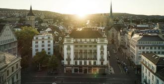 萨瓦别墅酒店 - 苏黎世 - 户外景观