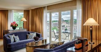纳索尔霍夫酒店 - 威斯巴登 - 客厅