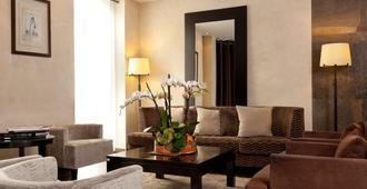 圣日耳曼德普雷别墅酒店 - 巴黎 - 客厅