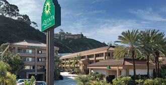 圣地亚哥海洋世界动物园温德姆拉昆塔套房酒店 - 圣地亚哥 - 建筑