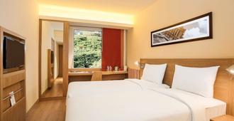 宜必思班加罗尔市中心酒店-雅高品牌酒店 - 班加罗尔 - 睡房