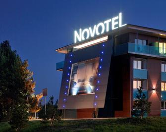 诺富特洛桑比西尼酒店 - 洛桑 - 建筑