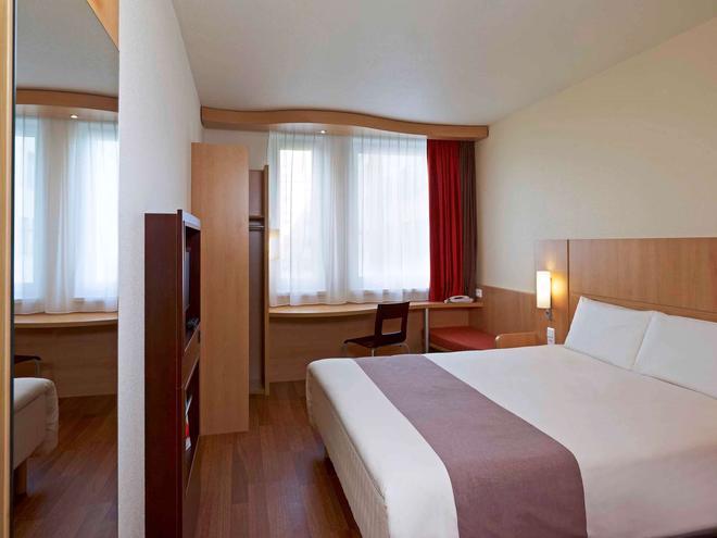 宜必思酒店-克拉科夫老城 - 克拉科夫 - 睡房