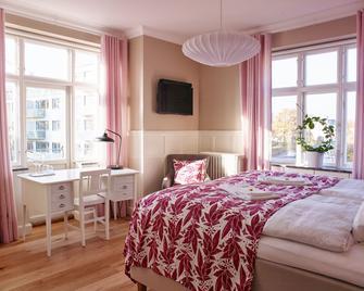 米拉斯别墅酒店 - 隆德 - 睡房