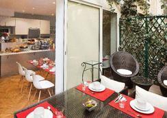 瑞拉思度玛拉斯酒店 - 巴黎 - 餐馆