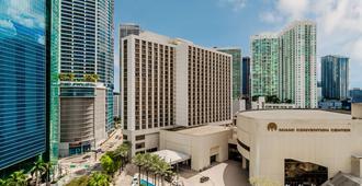 迈阿密凯悦丽晶酒店 - 迈阿密 - 建筑