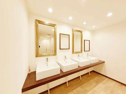 晴天娃娃旅馆 - 大阪 - 浴室