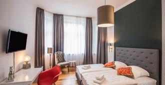黑姆菲尔德复古设计酒店 - 汉堡 - 睡房