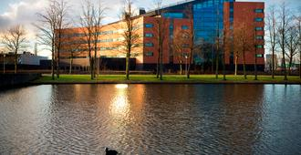 鹿特丹凡德瓦克酒店 - 鹿特丹 - 户外景观