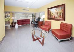 杰克逊维尔橙园凯艺酒店 - 杰克逊维尔 - 大厅