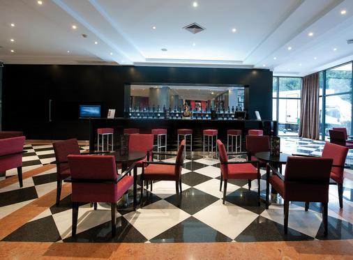 波尔图中心维拉家乐酒店 - 波尔图 - 酒吧