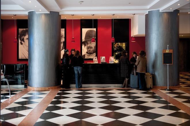 波图大风村酒店 - 波尔图 - 柜台