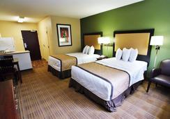 底特律大都会机场长住酒店 - 罗穆卢斯 - 睡房