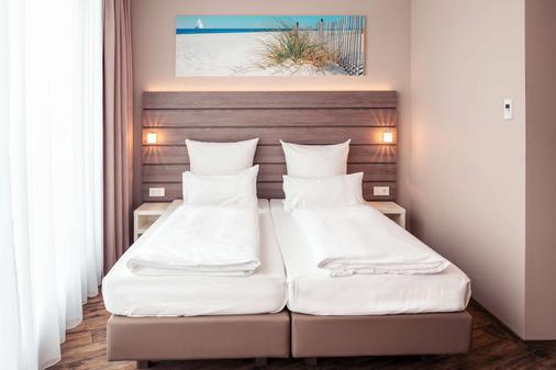 慕尼黑展览郁金香酒店 - 慕尼黑 - 睡房