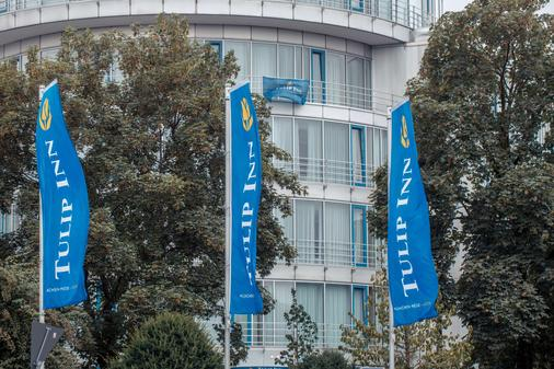慕尼黑展览郁金香酒店 - 慕尼黑 - 建筑