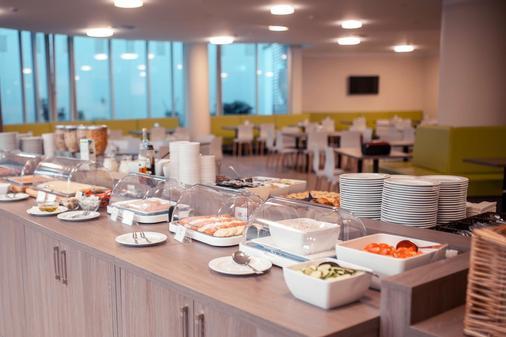 慕尼黑展览郁金香酒店 - 慕尼黑 - 自助餐