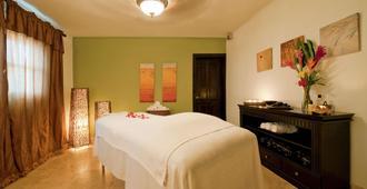 特拉萨斯度假公寓 - 圣佩德罗 - 睡房