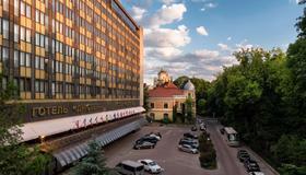 德涅斯特尊贵酒店 - 利沃夫 - 建筑