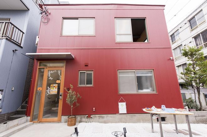 葡萄屋高圆寺旅舍 - 东京 - 建筑