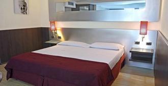 拉加内利酒店 - 罗马 - 睡房
