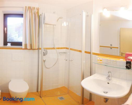 特仑巴克豪索尔宾馆 - 鲁波尔丁 - 浴室