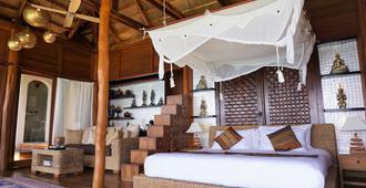 维拉戈度假酒店 - 爱妮岛 - 睡房