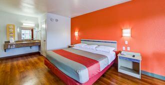 诺福克6号汽车旅馆 - 诺福克 - 睡房