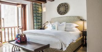 卡萨圣奥古斯丁酒店 - 卡塔赫纳 - 睡房