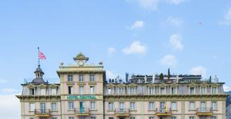 大陆中央酒店 - 因特拉肯 - 建筑