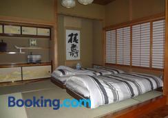 莫克安酒店 - 东京 - 睡房