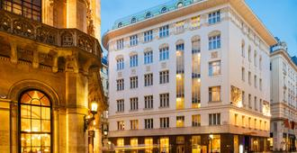 维也纳时尚丽笙酒店 - 维也纳 - 建筑