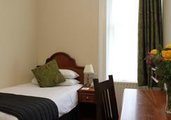 肯辛顿花园酒店 - 伦敦 - 睡房