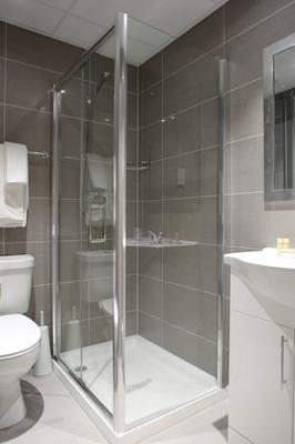肯辛顿花园酒店 - 伦敦 - 浴室