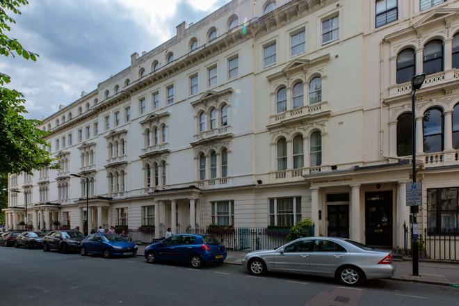 肯辛顿花园酒店 - 伦敦 - 建筑