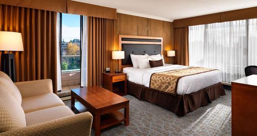 贝斯特韦斯特及内港酒店 - 维多利亚 - 睡房