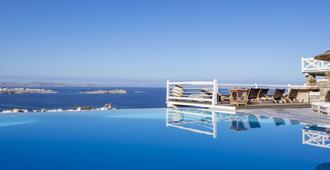 文西亚精品酒店 - 米科諾斯岛 - 游泳池