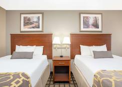黑斯贝蒙特旅馆套房酒店 - 海斯 - 睡房