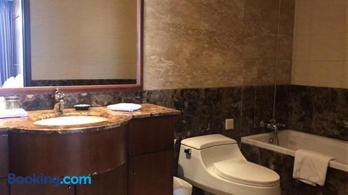 大连雅泰服务公寓 - 大连 - 浴室