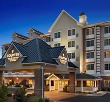 州立学院江山套房旅馆