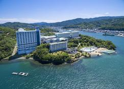 鸟羽海滨温泉酒店 - 鸟羽市 - 建筑