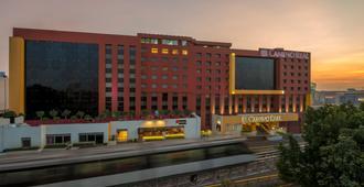 卡米诺皇家机场酒店 - 墨西哥城 - 建筑