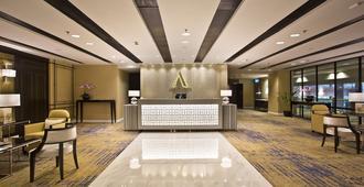 3号航站楼大使中转酒店 - 新加坡 - 柜台