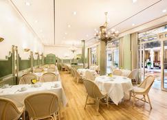 鲁瑟斯赫尔贝斯特韦斯特豪华酒店 - 魏玛 - 餐馆