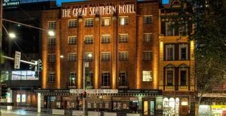 南方大酒店 - 悉尼 - 建筑