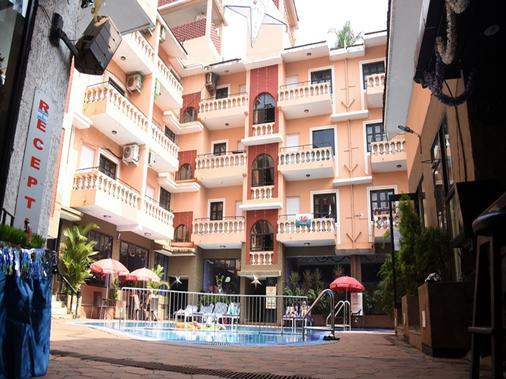 提克罗假日酒店 - 卡兰古特 - 建筑